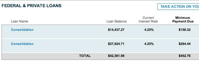 January 2013 Sallie Mae Update.