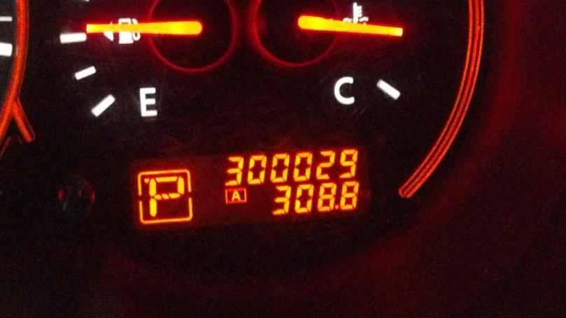 2008 Nissan Altima 300k miles