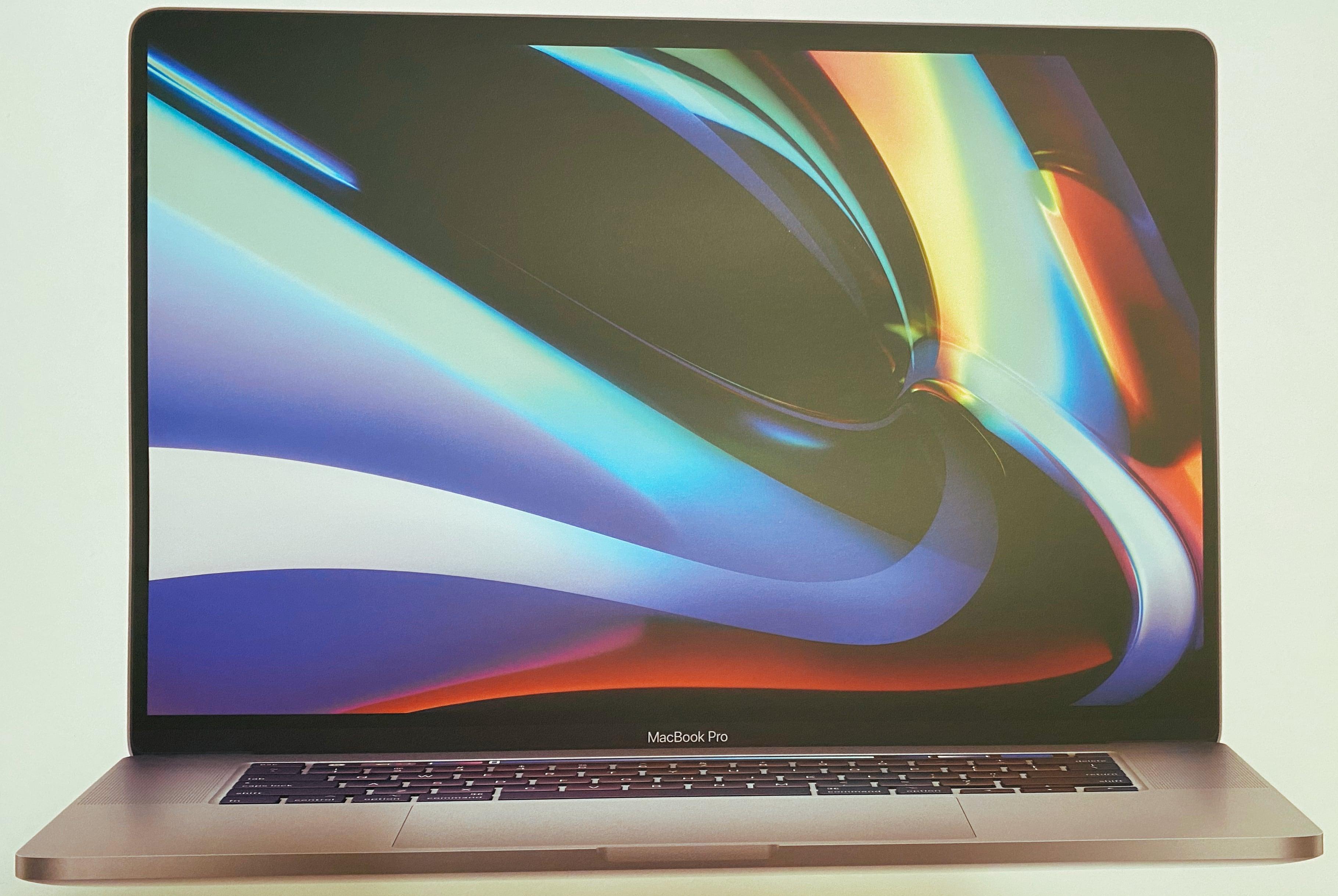 Macbook Pro 16 Box